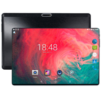 Google Tablet Kids 10 inch 2.5D Tempered Glass Screen Octa Core Phone SIM Card WIFI GPS RAM 4GB ROM 64GB Tablet PC Android 8.0