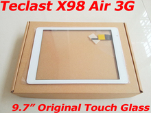 цена на Quality for Teclast X98 Air 3G tablet Touch Pad 9.7 Touch Screen Panel Digitizer Glass Replacement