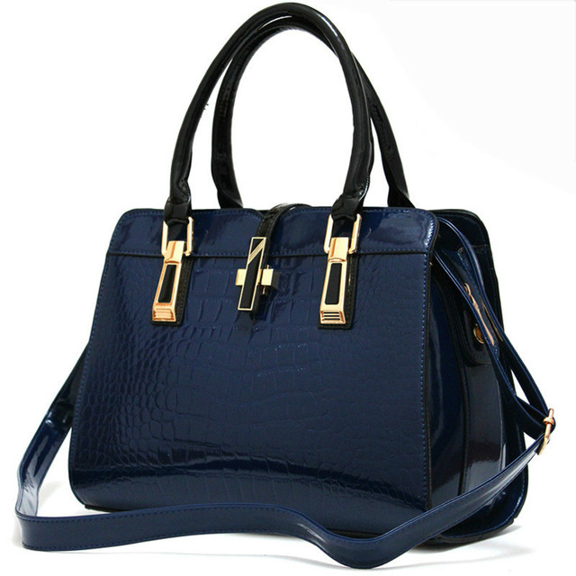 Monnet Cauthy Bags For Las Concise Leisure Fashion Handbags Solid Color Wine Red Rose Navy Blue
