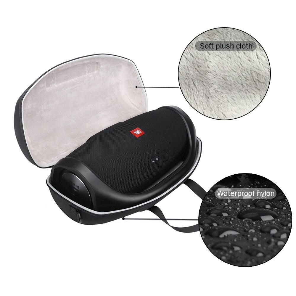 Nouvelle housse de protection pour JBL BOOMBOX Portable Bluetooth haut parleur pochette de rangement sac pour jbl boombox voyage étui de transport EVA-in Accessoires enceintes from Electronique    3