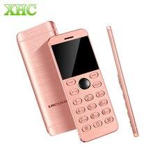 Оригинальный ulcool V16 карты мобильного телефона Портативный 1.54 дюймов 21 ключи Поддержка Bluetooth V2.0 fm gsm dual sim мобильных телефонов