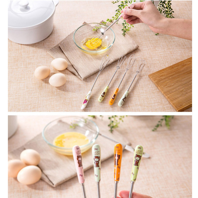 Multifunctional Ceramic Handle Eggbeaters