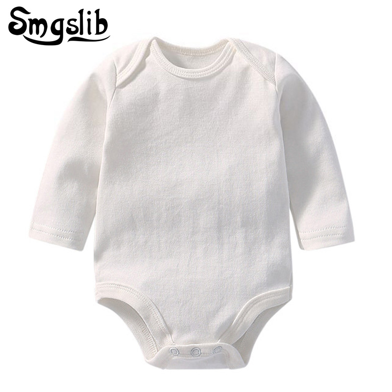 Bodysuits & One-pieces New Born Baby Clothes Pure Cotton Comfortable Solid Color Triangle Khaki Clothing Bag Fart Clothing Baby Girl Romper At Any Cost Back To Search Resultsmother & Kids