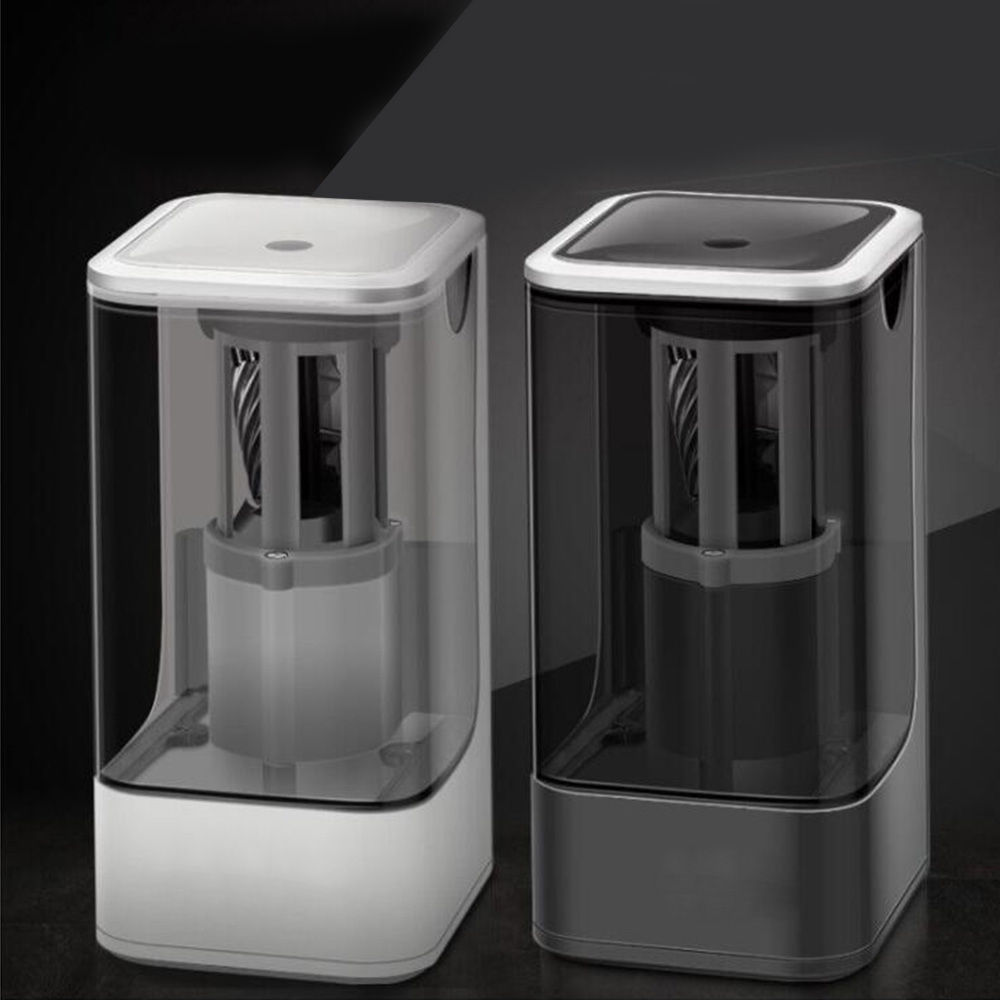купить Electric Pencil Sharpener High Quality Automatic Electronic And One Hole Plug In Use Safety For Kids по цене 996.84 рублей