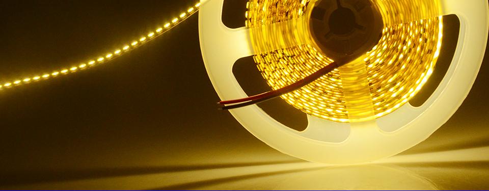 Ultra Bright SMD 2835 LED Strip DC 12V Flexible Waterproof Led Strip High Lumen LED Light Tape Ribbon Lamp 5MRoll 3528 5050 SMD Indoor 02