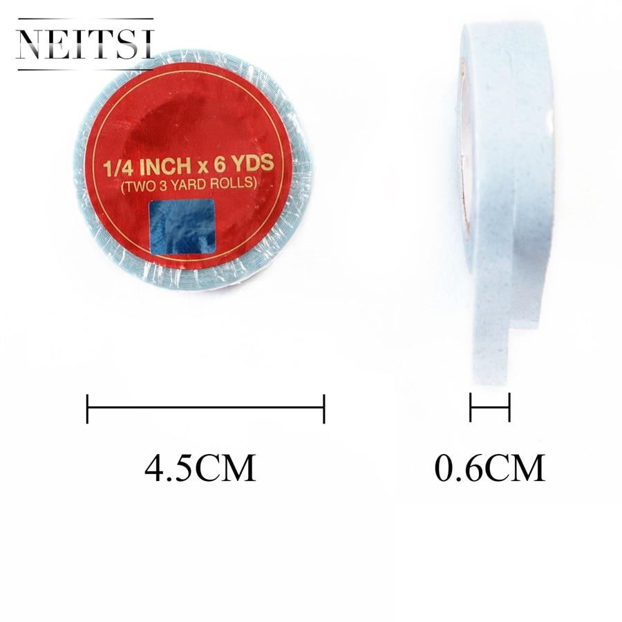 Neitsi Super Glue таспасы Германия Екі жақты - Шаш күтімі және сәндеу - фото 1