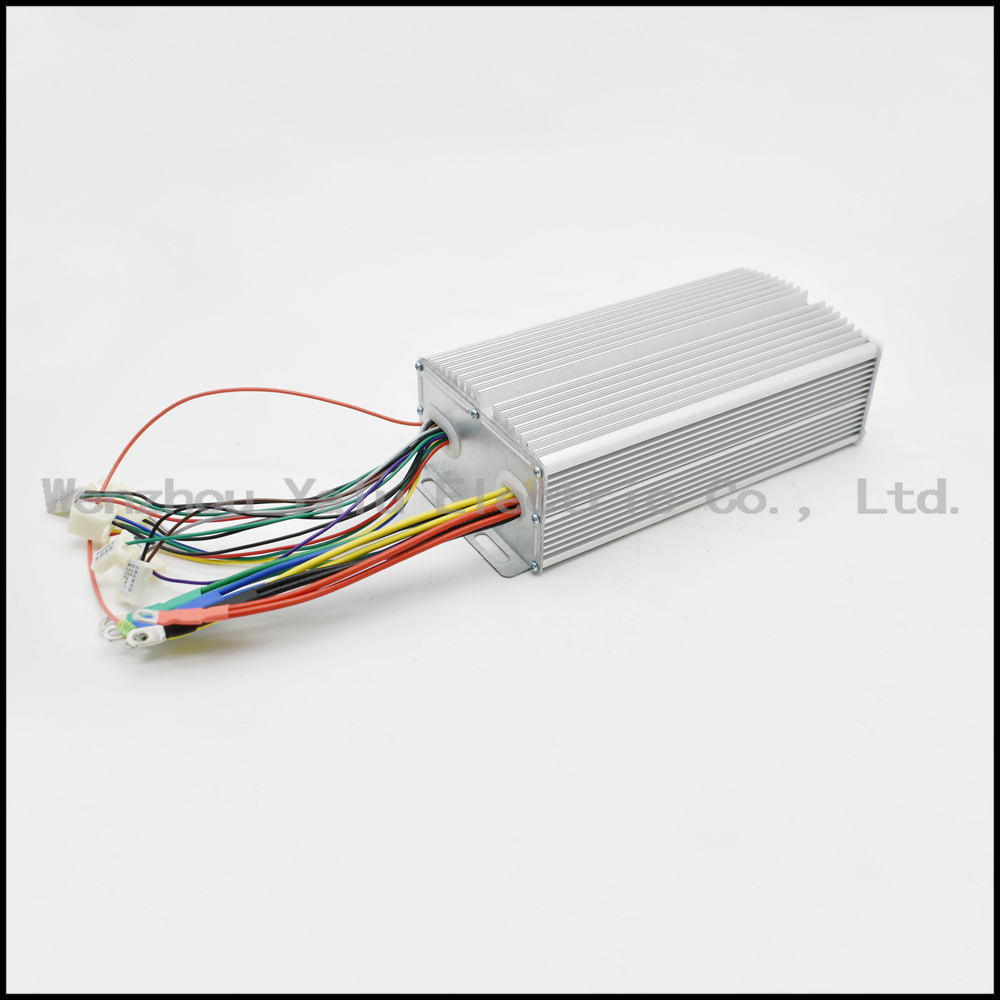 <font><b>1000W</b></font> 48V <font><b>60V</b></font> 24Power tube intelligent brushless <font><b>controller</b></font> for brushless DC motor with Holzer sensor image