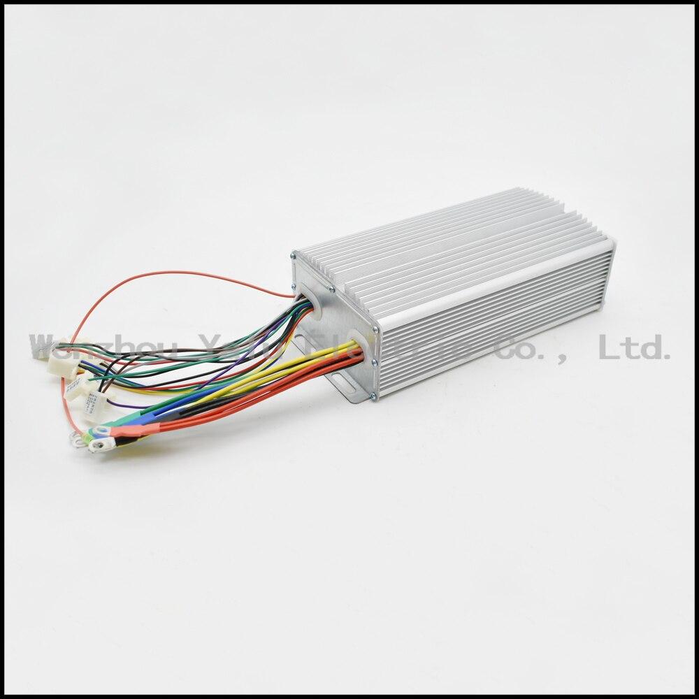 Kontrollues inteligjent pa furça për tub 1000W 48V 60V 24Power për - Çiklizmit - Foto 1