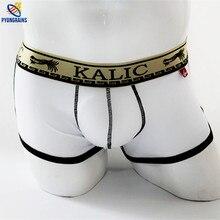 2016 Hot Sale Underwear Men Sexy Mens Boxers Cartoon Cotton Boxer Shorts Print Underpants Megat Cuecas Gay
