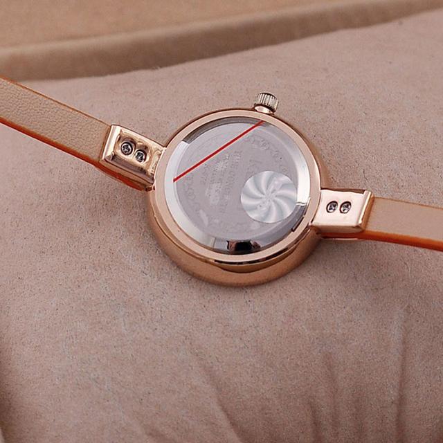 Digital Silver Watch Thin Brecelet Strap