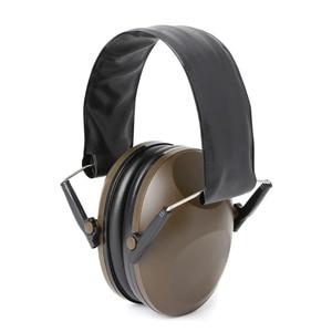 Image 2 - Składana ochrona słuchu strzelanie sportowe nauszniki nauszniki z redukcją szumów