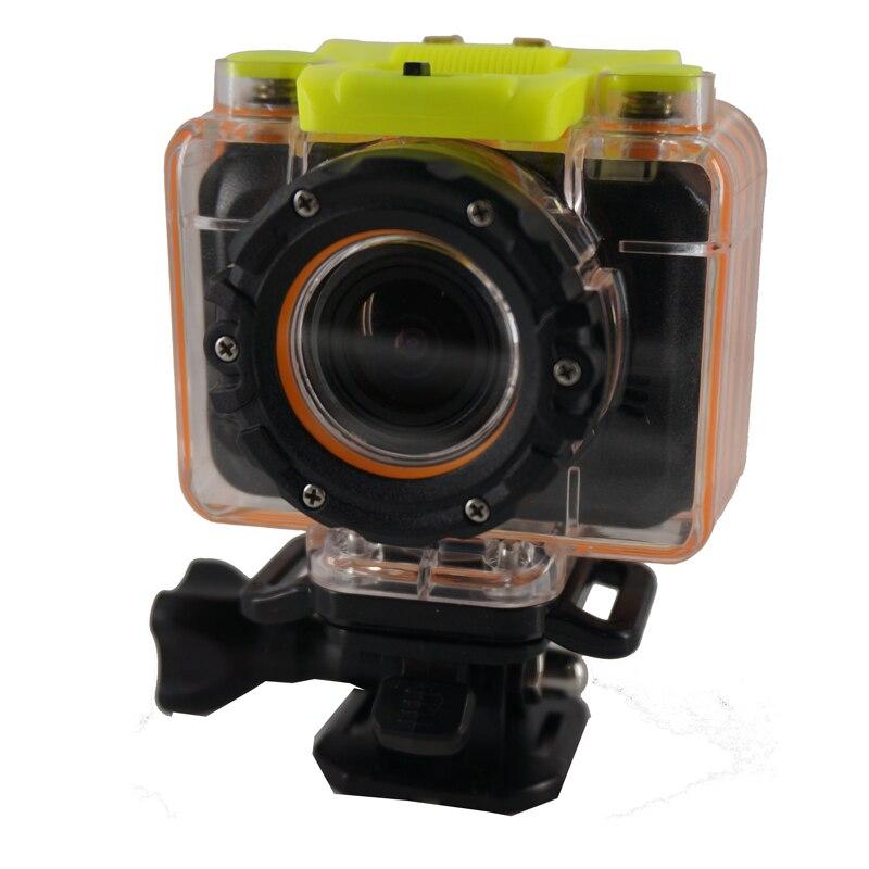 Caméra d'action étanche Winait full hd 1080p avec grand angle de 170 degrés