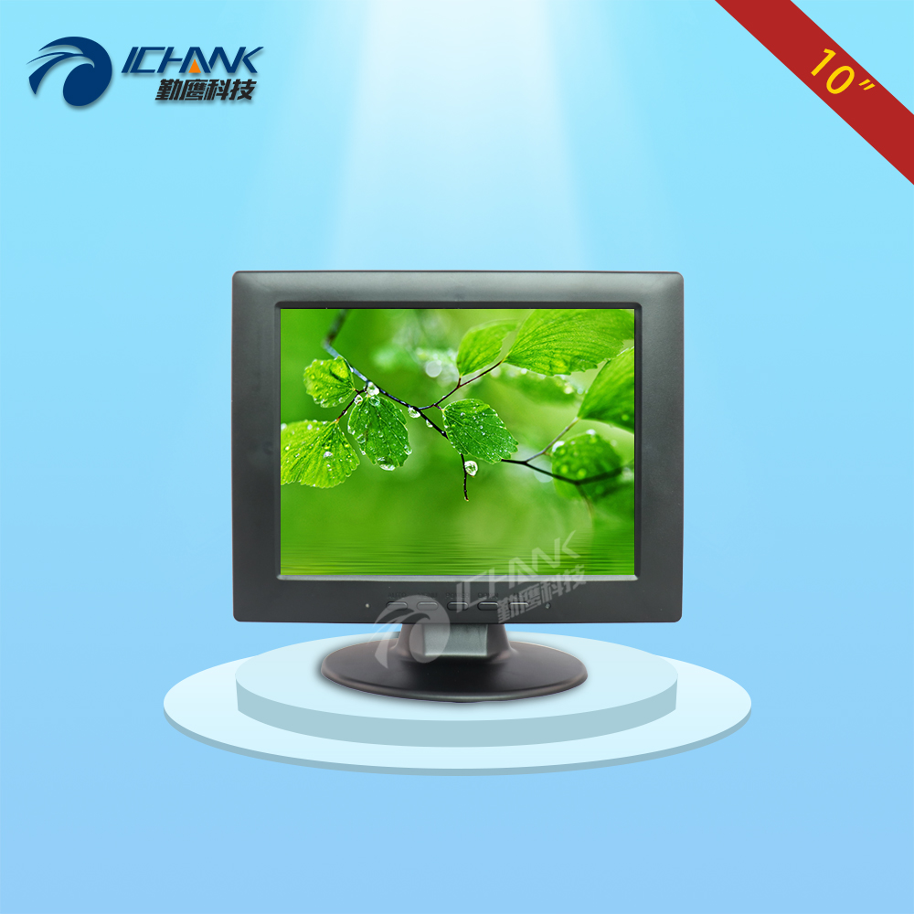 ZB100JN-V59/10 inch 800x600 4:3 BNC HDMI VGA USB signal Meal machine,POS machine,Industrial,Medical monitor LCD screen display 12 inch 12 1 inch vga connector monitor 800 600 song machine cash register square screen lcd industrial monitor display