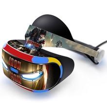 Прямая Горячая Виниловая Наклейка Обложка Наклейка для PS VR стикер s# TN-PSVR-0050