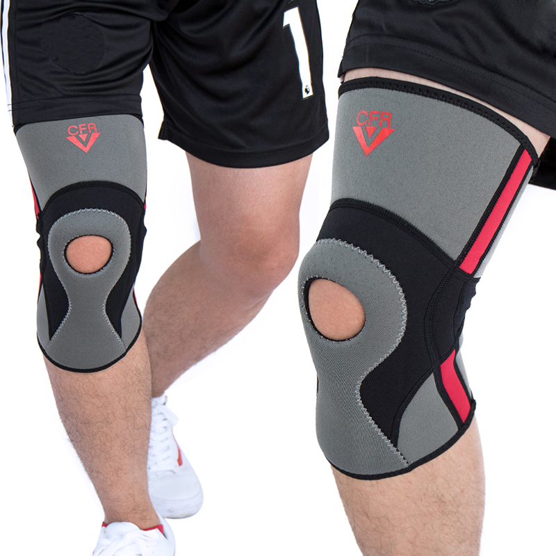 CFR One Piece Elbow Sleeve Sport Fitness Elbow Support Brace Protective Arm Wrap