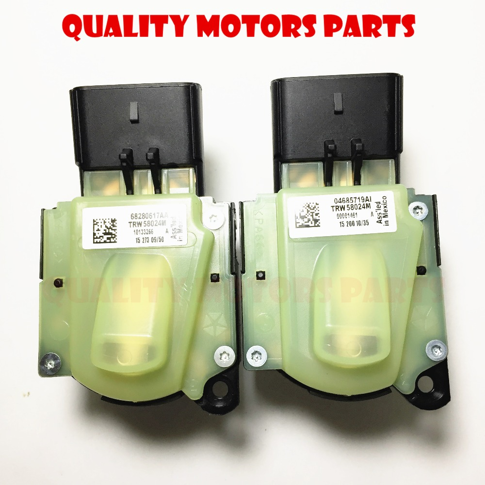 2pc Brand Ignition Starter Switch for Chrysler 300C 2005 2007 Voyager 2001 2007 ESS 300C 011A