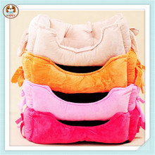 Candy Color Winter Soft Square Warm Pet Products Dog Cat Bed Sofa