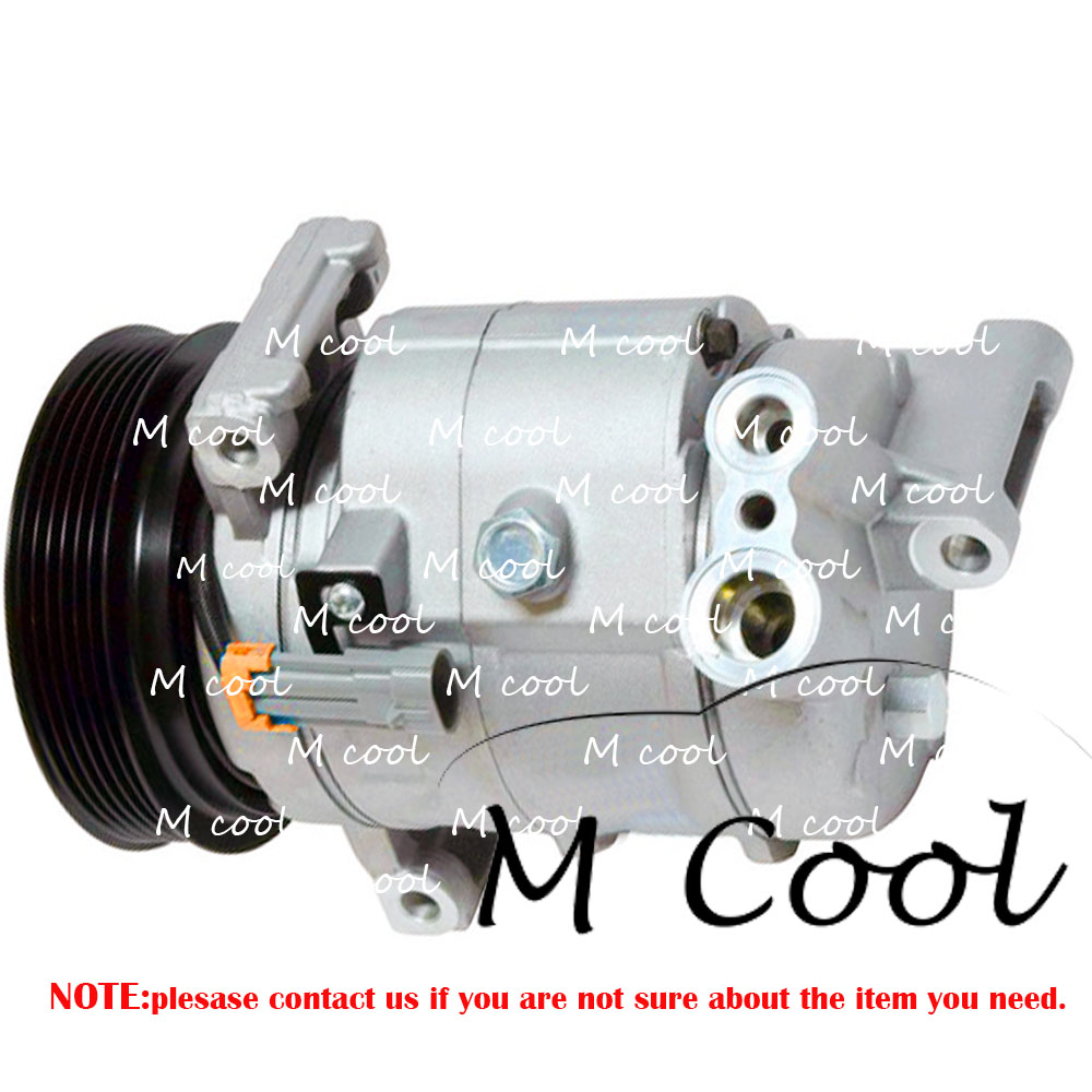 High Quality New CSP15 AC Compressor Assembly For Chevrolet Sonic 1.8L L4 2012-