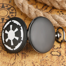 Star Wars Galactic Empire Logo Pocket Watches