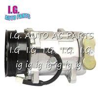 AC Compressor For Citroen C5 C8 Xantia XM For Peugeot 406 607 6453AX 6453GP 9630014080 for peugeot 406 hdi
