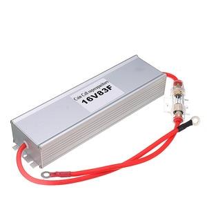 Image 5 - Automotive Electronic Rectifier 16V83F 2.7V500F Super Farad Capacitor for Automotive Start up Restart With Aluminum Shell