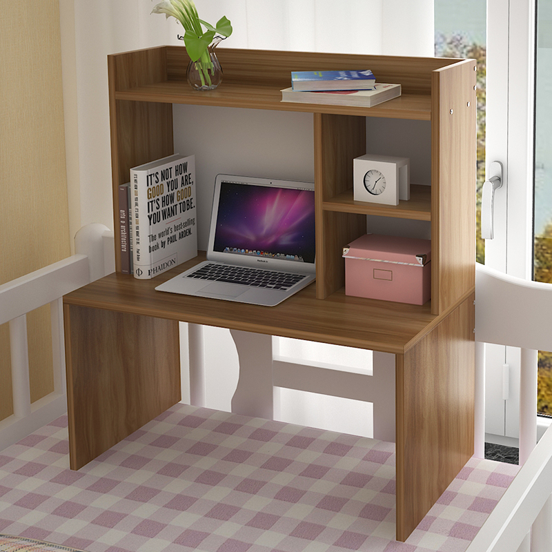 Home Desktop Computer Desk Bed With Minimalist Lazy College Student Dormitories Small Table Notebook In Desks From Furniture On Aliexpress