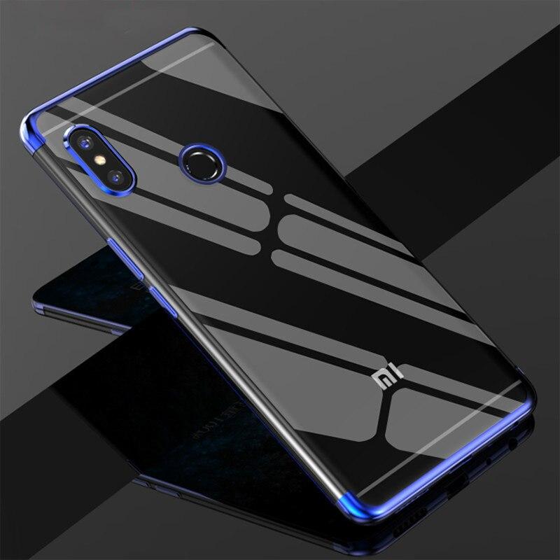 Чехол для Redmi Note 7 роскошный мягкий силиконовый чехол для xiaomi Redmi 6 5 6A 5A pro для Mi8 Lite 8 SE Pocophone F1 чехлы для телефонов