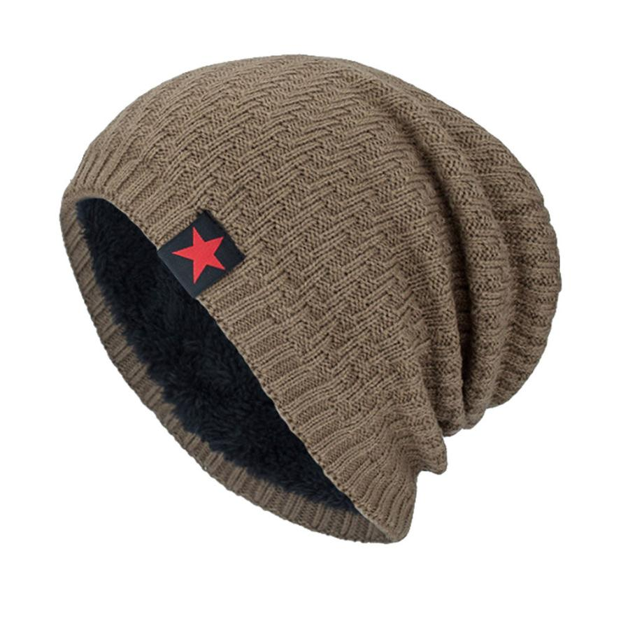 cf0f2df0974 Dropwow Unisex Knit Cap Hedging Head Hat Beanie Warm Fashion Knit ...