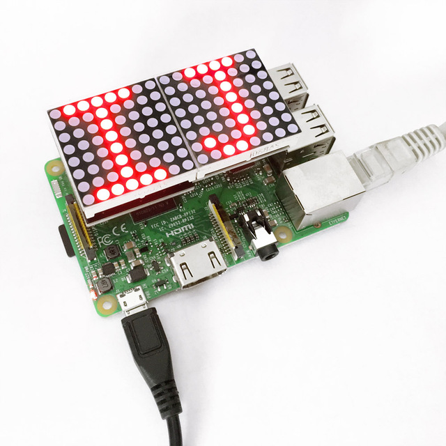 LED Matrix Shield