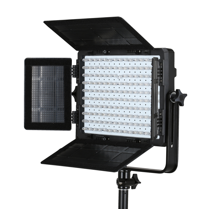 Falcon Eyes 3XLot 75W LED Panel Fotografie Video Licht Panel Dimmbare - Kamera und Foto - Foto 3