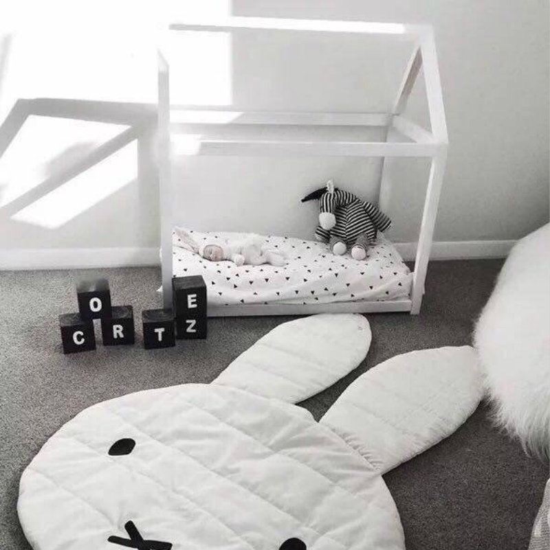 Baby Bed Deken.Baby Bedding Blanket Deken Rabbit Design Kids Sleepping Covers