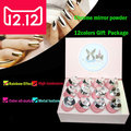 12colors Mirror Powder Metallic texture Pigment Nail Glitter Nail Art Chrome 12colors Magic Look Gradient Nails