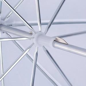 Image 3 - Godox 83 cm 33 inch נייד לבן פלאש מפזר רך רפלקטור מטריית תמונה אור מטריית תמונה עבור צילום סטודיו אבזרים