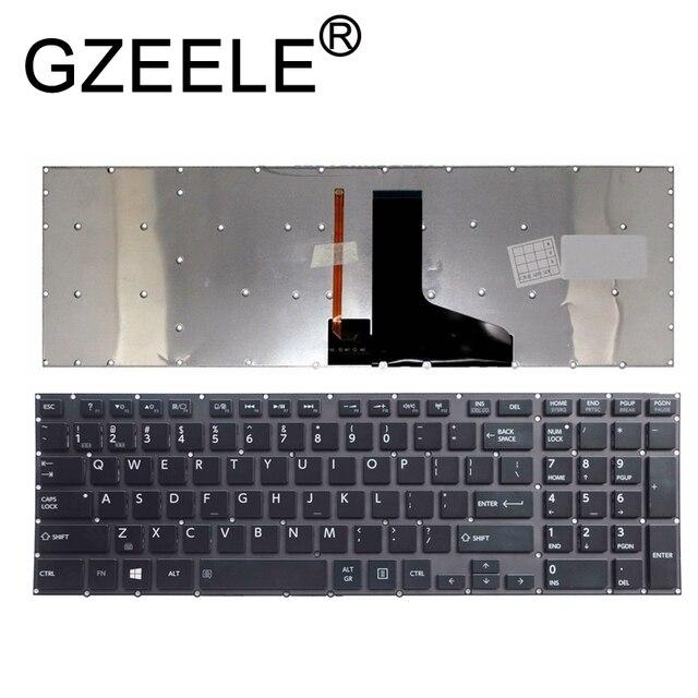 US retroilluminato tastiera del computer portatile per Toshiba Satellite P55 P55t P50 A P50 B P55t A5202 P55T B P55T A P55 B X70 A X70 B X75 A