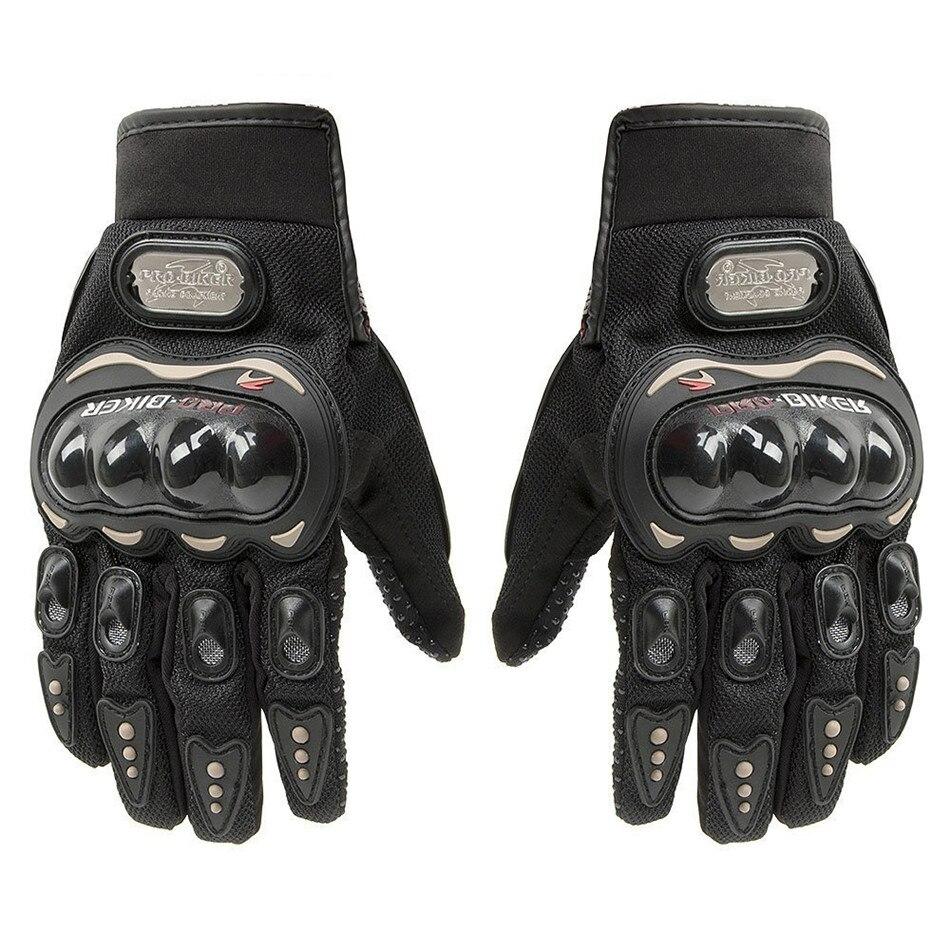 PRO-BIKER Motorrad Handschuhe Männer Motocross Handschuhe Volle Finger Ritter Reiten Motorrad Moto Handschuhe Motocross Guantes Handschuhe M-XXL
