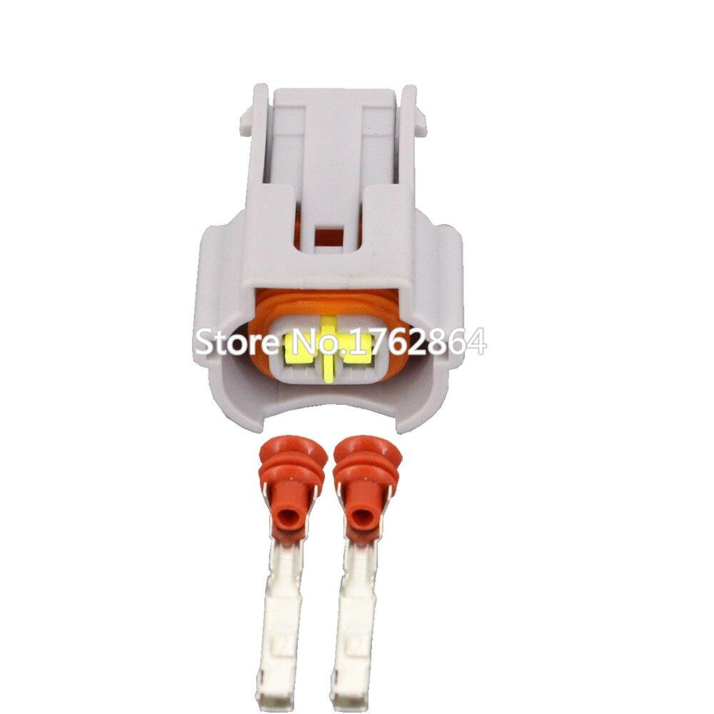 2pin conector Automotivo com DJY7026-2-21 do bloco de terminais 2 P