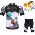 2020 новый дизайн  комплект одежды для велоспорта для детей  Pro  комплект Джерси для велоспорта  MTB  Джерси  Детская велосипедная одежда  Ropa Ciclismo...
