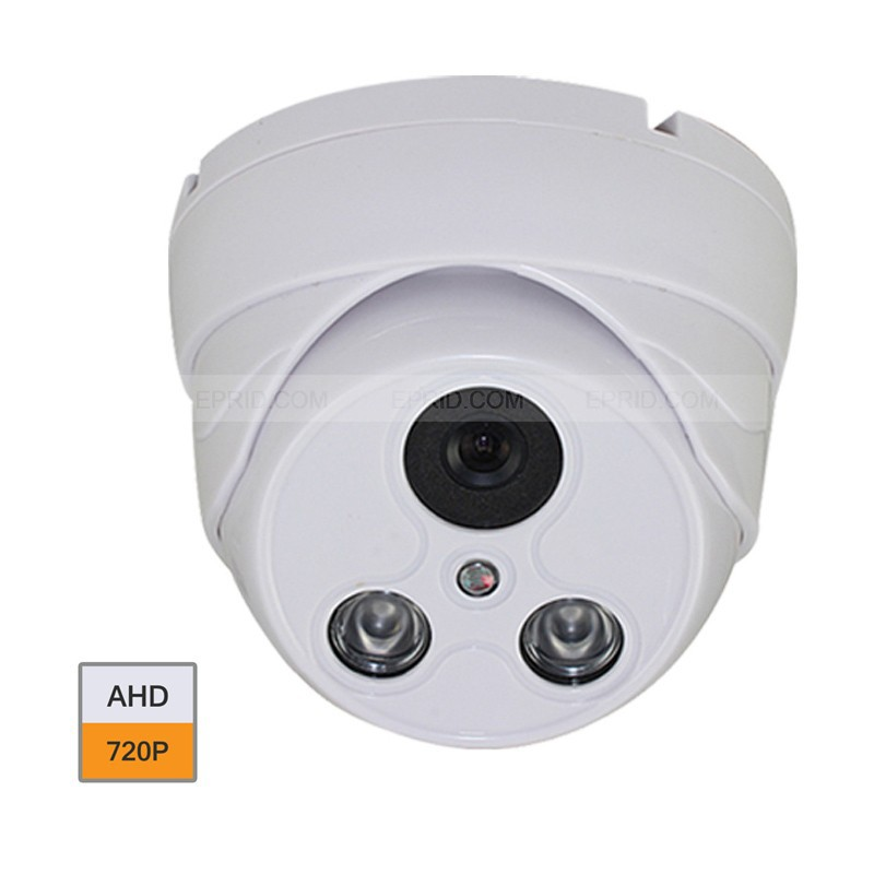 ФОТО HD 1.0MP 720P AHD 2pcs Array IR CCTV Security Dome Camera IR-CUT
