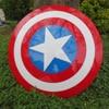 DOOLNNG Iimited Edition Avengers Civil War Captain America 57CM Shield 1 1 Cosplay Steve Rogers ABS