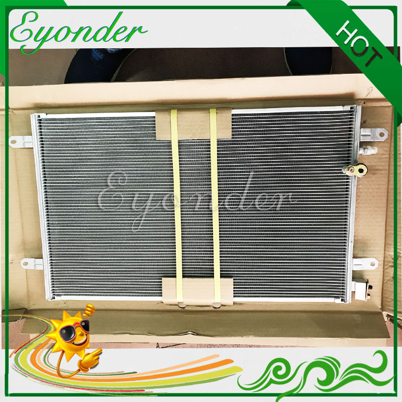 New A/C AC Air Conditioning Condenser for Audi A6 A6L 4F2 4F5 4FH C6 2.0 2.4 3.0 3.2 2.7 4.2 4F0260401E 4F0260403P 4F0260403LNew A/C AC Air Conditioning Condenser for Audi A6 A6L 4F2 4F5 4FH C6 2.0 2.4 3.0 3.2 2.7 4.2 4F0260401E 4F0260403P 4F0260403L