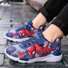 Children Sport Shoes Autumn Spring Fashion Breathable Kids Boys Net Shoes Girls Anti-Slippery Sneakers Cartoon Baby Boys Shoes 2018 european sports children footwear spring autumn cool sneakers baby breathable girls boys shoes lovely light kids shoes