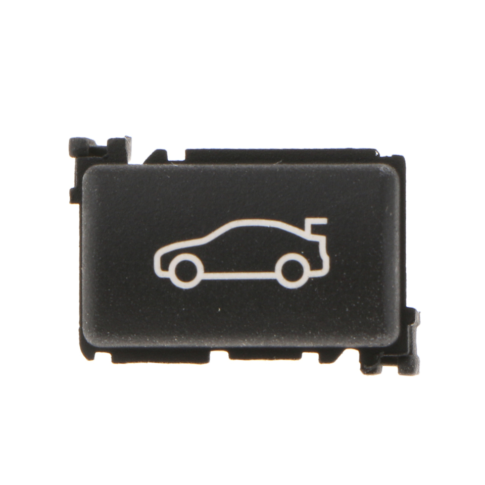 Black Trunk Unlock Switch Push Button 61319200316 For BMW 1/' 3/' 5/' 7/'