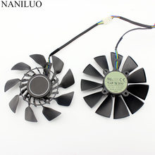 95MM Original T129215SU DC 12V 0.5A For ASUS GTX760 780 780TI R9 280 290 R9 280X 290X R9 390 390X GTX970 VGA Card Cooling Fan(China)