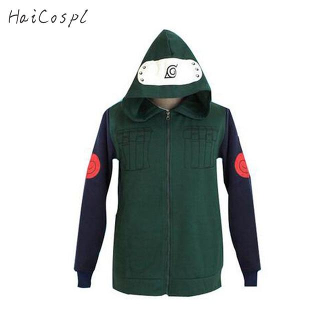 Naruto Green Sweatshirt Hoodie