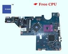 PCNANNY Moederbord 605140-001 DA0AX3MB6C2 voor HP CQ42 G42 CQ62 G62