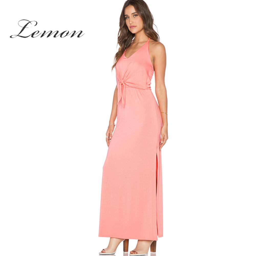 Online Get Cheap Vestido De Las Señoras De Limón ...