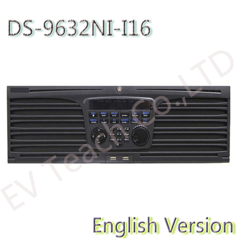 Hikvision      DS-9632/9664NI-XT     DS-9600 Series NVR