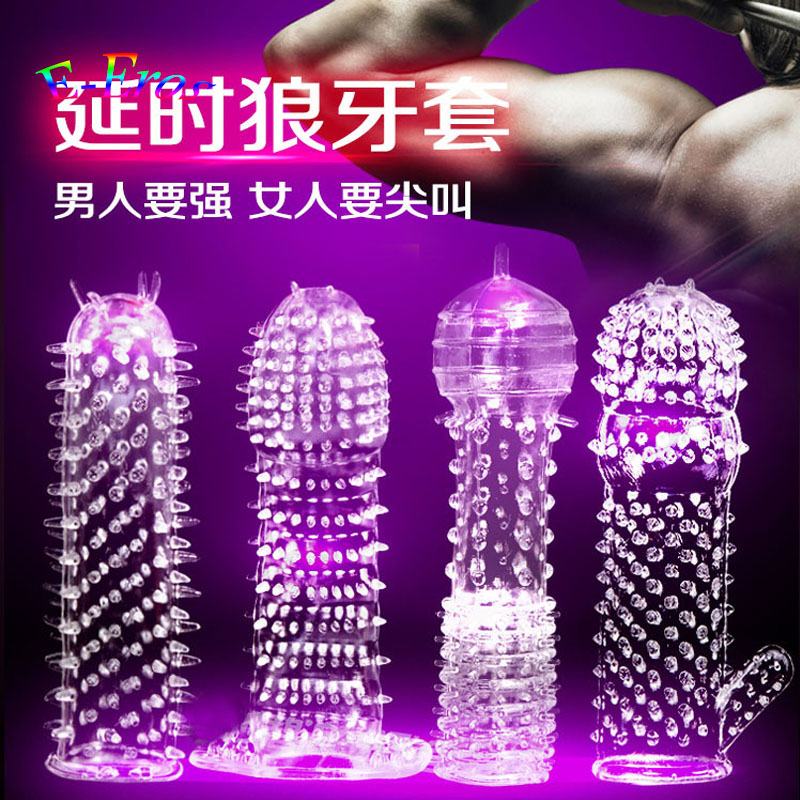 ORISSI Sex Toys For Men Penis Sleeves Cheapest  Erotic Products Reusable Condom Cock Ring Penis Ring