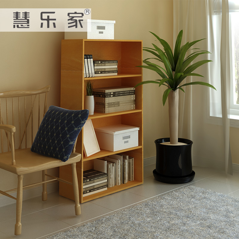 Storage Cabinets For Living Room: Hui Roca Four Stylish Bookcase Bookcase Storage Cabinets