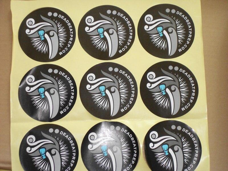 1000 шт./упак. индивидуальные бумажные наклейки для одежды, самоклеящиеся этикетки с названием бренда и логотипом